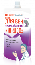 Anti-edematous vein cream HIRUDO 100 ml.