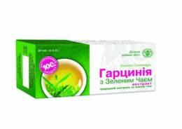 Гарциния c зеленым чаем экстракт №80