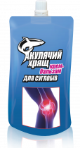 Cream-balsam SHARK CARTILAGE for joints 100 ml.